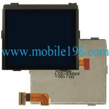 Pantalla LCD del teléfono celular para Blackberry Bold 9700 001-111