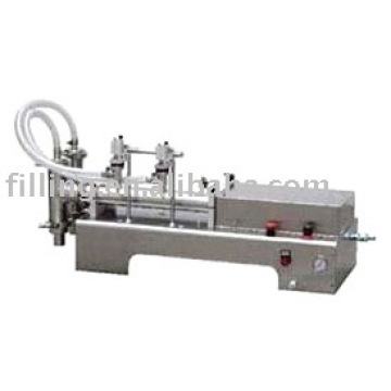 Double Heads Semi-automatic Liquid Filling Machine SYF