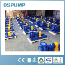 IHF100-65-200 single-stage single-suction horizontal rubber fluorine chemical corrosion-resistant centrifugal pump
