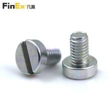 Parafuso de relógio micro pequeno M0.6 M1.0 de aço inoxidável