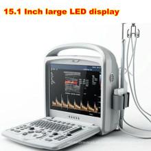 Oben in China PT9600 Portable Color Doppler Ultraschall Diagnosesystem