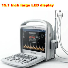 Top in China PT9600 Portable Color Doppler Ultrasound Diagnostic System