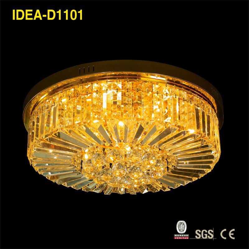 crystal table light