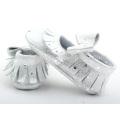 Heiße verkaufende Säuglingsweiche alleinige lederne Schuhe schuhe schöne Mädchenschuhe