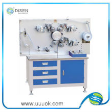 Wash care label printing machine for sale