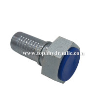 bobcat hydraulic swivel brass steel hose fittings