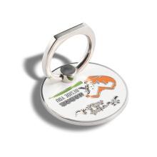 Hot sale popular  custom metal smart phone ring holder for mobile