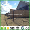 China supplier online shopping high quality building materials galvanized chain link fence prices
