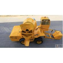 Хина удобный и небольшой самостоятельной загрузки мобильный бетоносмеситель грузовик