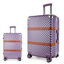 Malas de viagem de bagagem de carrinho de mão
