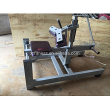 plate loaded gym equipment type Seated Calf Raise Machine (H33)