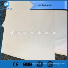 Filmplakate 1000d * 1000d eco Lösungsmittel PVC Flex Banner Spezifikation für den Einkauf
