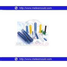 Molde de inyección de plástico del molde de conexión de tubería