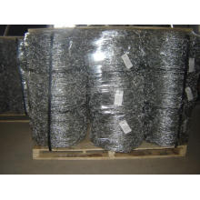 Arame farpado (galvanizado)