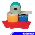 rouleau de papier de verre abrasif / rouleau de papier de sable