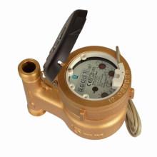 Multi Jet molhado tipo roda de palhetas medidor de água (MJ-LFC-F2-3)