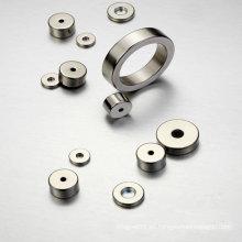 Imán del anillo del imán de NdFeB Imán modificado para requisitos particulares para las herramientas de la mano