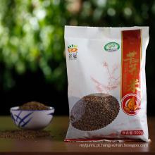 Chinesa orgânica trigo mourisco trigo alta grão chá