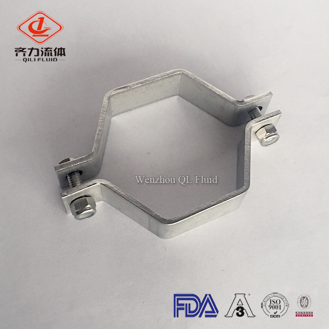 ss316L pipe holder