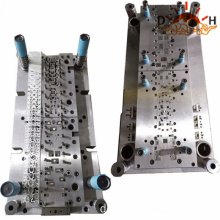 Прецизионный штамповочный инструмент для прогрессивной пробивки и штамповки металла