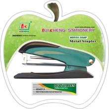 Agrafeuse Office avec carte blister et une boîte d'agrafes ((HS550-30AP)