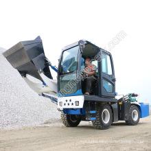 3.6 cubic meters concrete mixer trucks