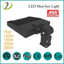 100W / 150W / 200W / 300W LED Shoebox Pole Light