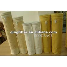 Bolsa de filtro P84, bolsa de filtro Polyimid