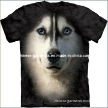 Wholesale Cool 3D Anmail Deisgn T-Shirt for Man, Printing Shirt