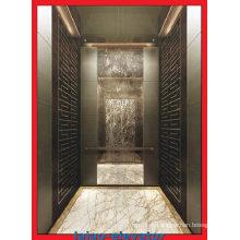 Пассажирский лифт с лифтом для коммерческих зданий с малым машинным залом