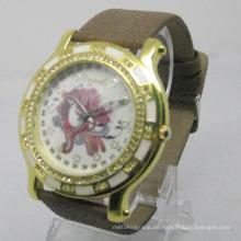 Neue Legierungs-Geschenk-Uhr (HLAL-1012)