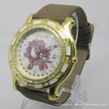 New Alloy Gift Watch (HLAL-1012)