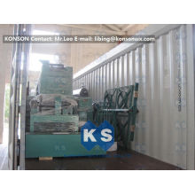 Automatic Gabion Mesh Machine Production Line Wire Spools With Ce Certifications