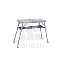 Sj2008-a Mesa plegable de aluminio