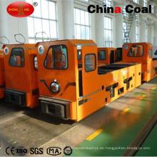 Ccg 5t Underground Mining Overhead Line Locomotora diesel eléctrica