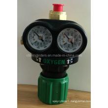 Victory-Type Heavy Duty Oxygen Regulator