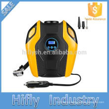 Portable Air Compressor Pump 12V DC 150 PSI Auto Digital Tire Inflator Tire Pump