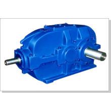 Motorreductor cilíndrico DBY y velocidad reducirán y engranaje reductor