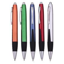 Impresión personalizada de la insignia que hace publicidad Plástico Bolígrafo Promocional