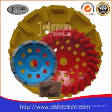 Diamond Cup Wheel pour béton et pierre