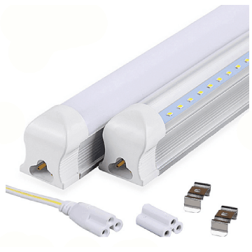9w-18w T8 integrated led tube light