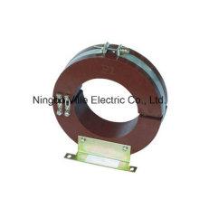 Transformateur à courant isolant résine isolé Transformateur d'instrument à séquence zéro / Transformateur de mesure