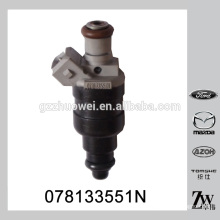 High quality auto injector assy fuel OEM.078133551N for Audi A4 2.8 V6