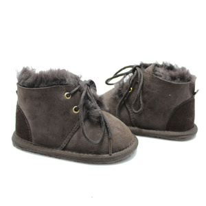 OEM/ODM China for Baby Booties winter sheepskin baby booties supply to China Hong Kong Exporter
