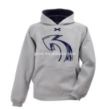 Großhandelsleere entworfene Sweatshirts BaumwollSweatshirts für Verkauf