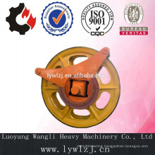 Alloy Steel Cast Sheave Pulley Block