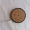15 Watts Magnetic Bamboo Wood Material Wireless Charger For Iphone 12 Mini Pro