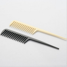 Wholesale Plastic Factory Direct Sell Fashion Classic Tail Hair Comb 22.2*4cm