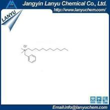 98% de cloruro de N - dodecil dimetil bencil amonio 139 - 07 - 1