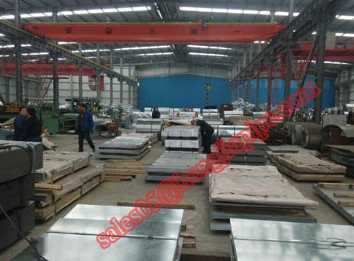 galvanized aluminum sheet